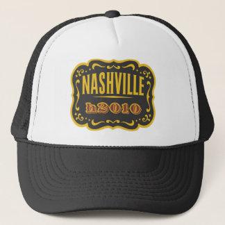 nashville h2010 trucker hat