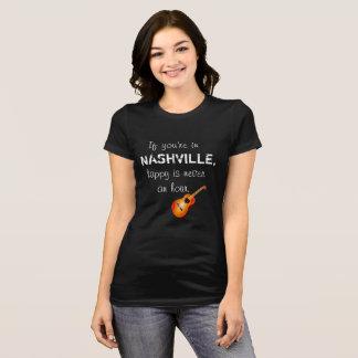 Nashville Happy -- T-shirt - Nashville