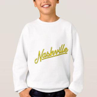 Nashville in Yellow Sweatshirt