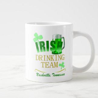 Nashville Irish Drinking Team Mug