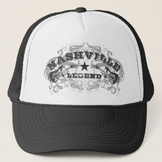 Nashville Legend Trucker Cap