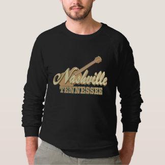 Nashville Men's American Apparel Raglan Sweatshirt