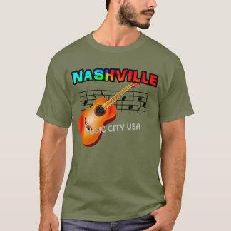Nashville Music City -- Men's T-shirt