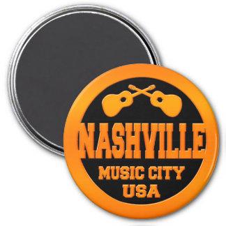 Nashville Music City USA Magnet