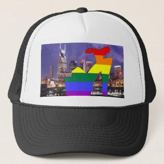Nashville Pride Trucker Hat