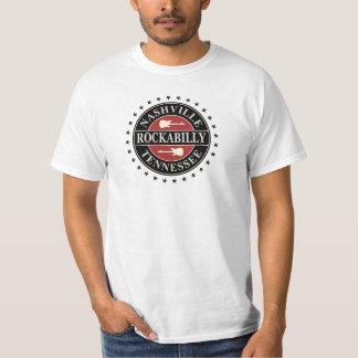 Nashville Rockabilly Tennessee T-Shirt