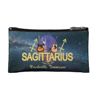 Nashville Sagittarius Cosmetic Bag