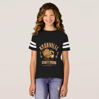 Nashville Sagittarius Girl's Football Shirt