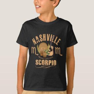 Nashville Scorpio Zodiac Kid's Shirts