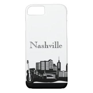 Nashville Silhoutte Phone Cases