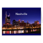 Nashville Skyline Card