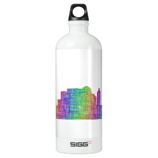 Nashville skyline SIGG traveller 1.0L water bottle