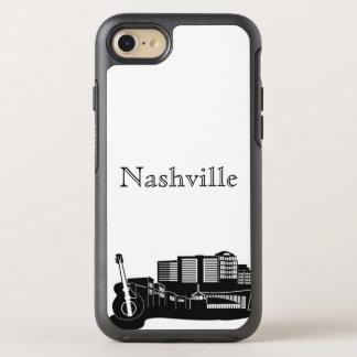Nashville Skyline Silhouette Case