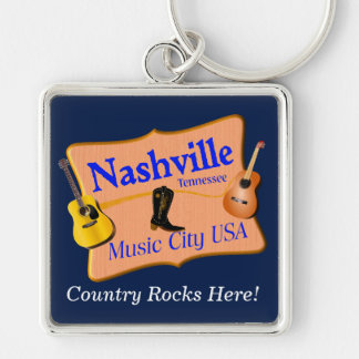 Nashville Souvenir Key chain