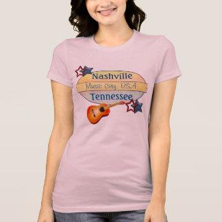 Nashville T-shirt - Music City USA