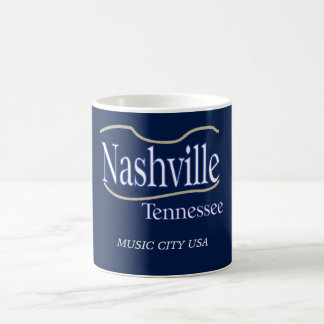 Nashville Tennessee -coffee mug