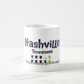Nashville Tennessee Coffee Mug
