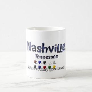 Nashville Tennessee Coffee Mug