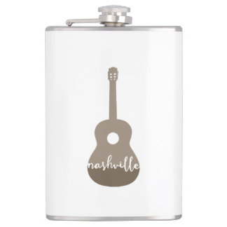 Nashville, Tennessee | Music City flask