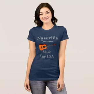 Nashville Tennessee Music City T-shirt
