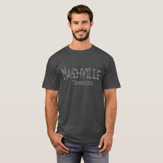 Nashville Tennessee Music T-shirt