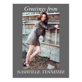 Nashville Tennessee Postcard