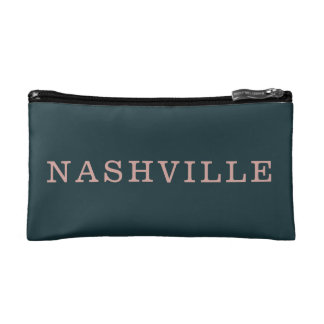 Nashville Tennessee + You Are Beautiful Makeup Bag