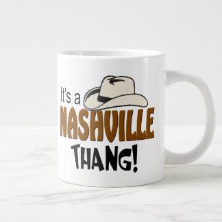 Nashville Thang Jumbo Mug