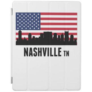 Nashville TN American Flag iPad Cover