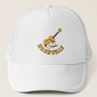 Nashville Trucker Hat