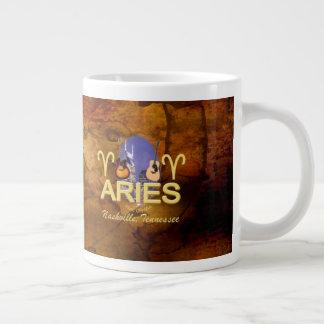 Nashville Zodiac Aries Jumbo Mug