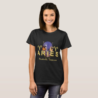 Nashville Zodiac Aries Women's T-Shirt