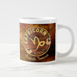 Nashville Zodiac Capricorn Jumbo Mug