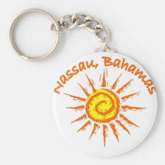 Nassau, Bahamas Key Ring