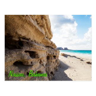 Nassau, Bahamas Travel Postcard