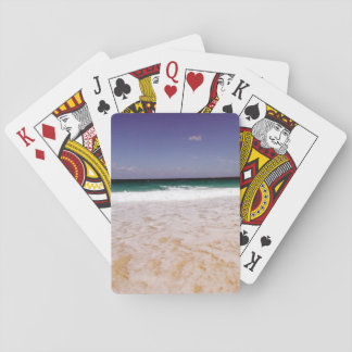 Nassau Beach Playing Cards