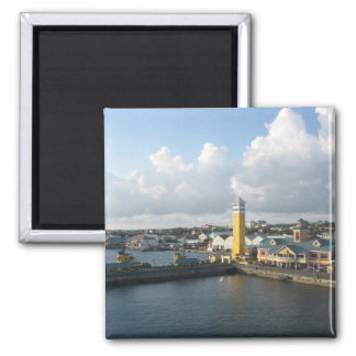 Nassau port magnet