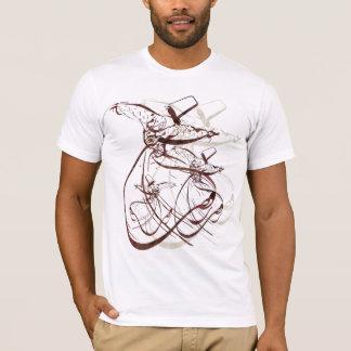 Nastaleeq Sufi Whirling dance T-Shirt