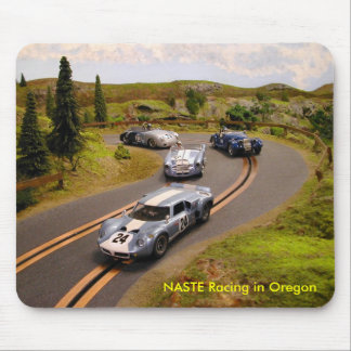 NASTE Racing in Oregon Mouse Pad