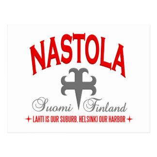Nastola postcard