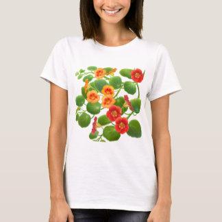 Nasturtium Vines T-Shirt