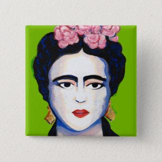 nasty artist ... 15 cm square badge