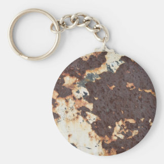 Nasty Metal Rust Keychains