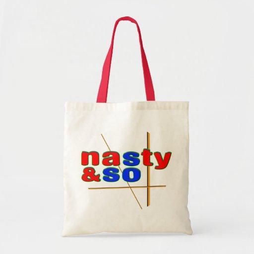 Nasty So & So Bag