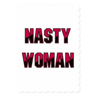 Nasty Woman Card