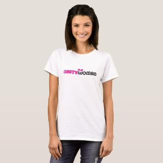 Nasty Woman Pussycat T-shirt