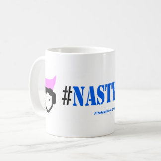 Nasty Woman Resistance Drink Container Coffee Mug