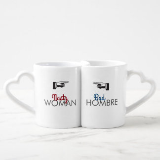 Nasty Woman Rev- Bad Hombre coffee mug