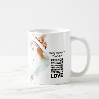 Nasty Woman Tool Kit - Mug