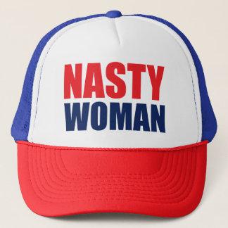 Nasty Woman Trucker Hat Cap